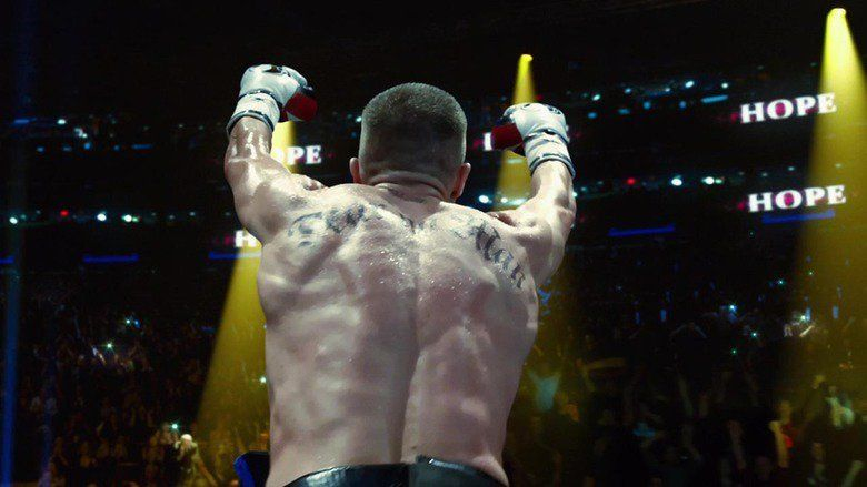Southpaw (film) movie scenes
