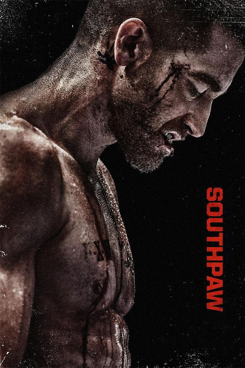 Southpaw (film) movie poster