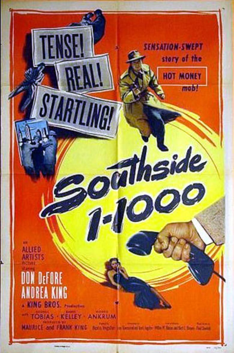 Southside 1 1000 movie poster
