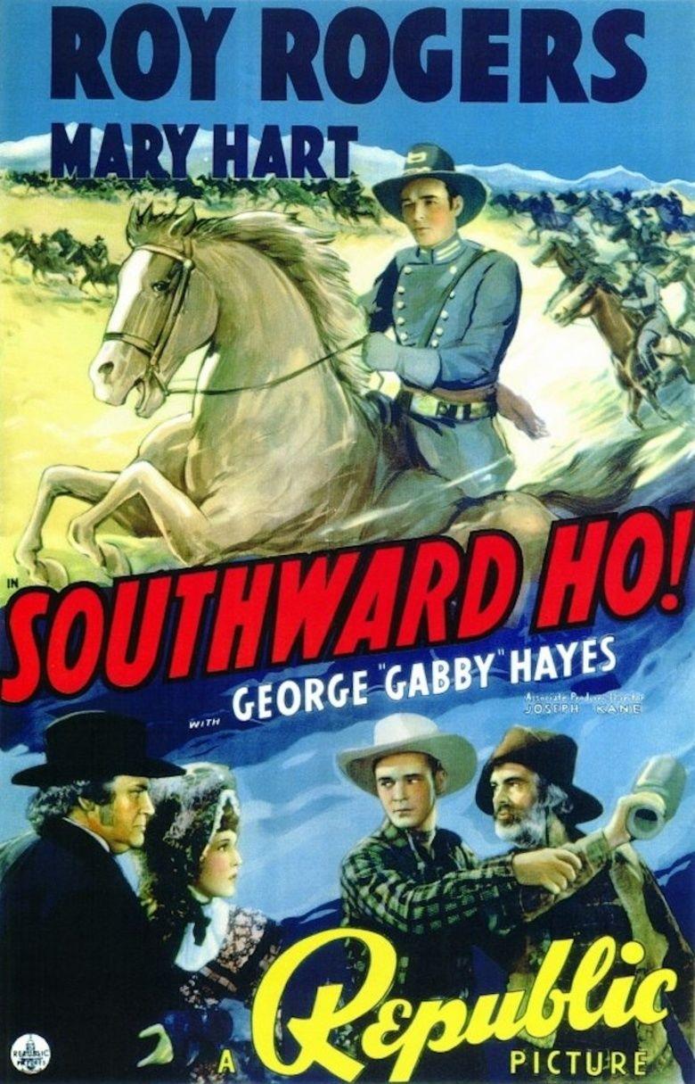 Southward Ho movie poster