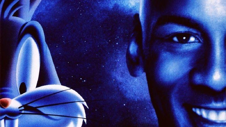 Space Jam movie scenes