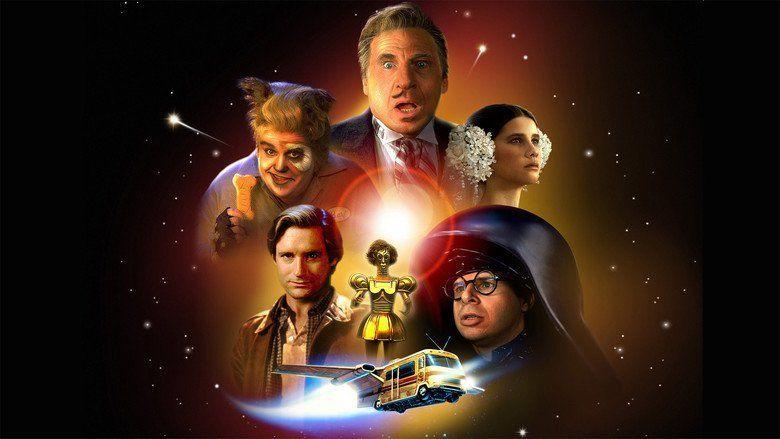 Spaceballs movie scenes