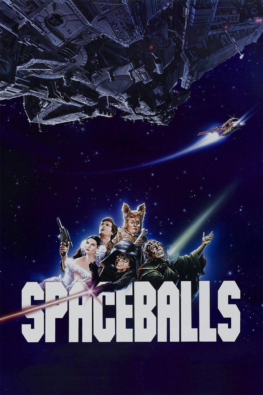 Spaceballs movie poster