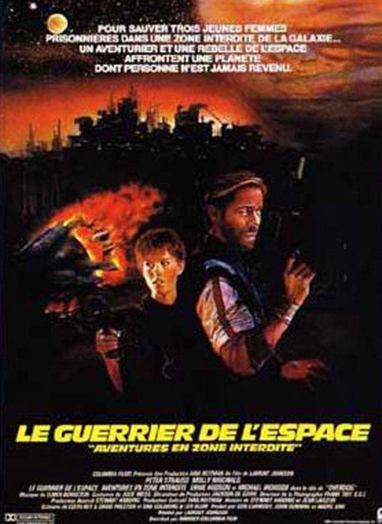 Spacehunter: Adventures in the Forbidden Zone movie poster