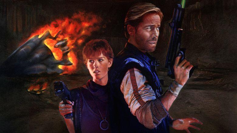 Spacehunter: Adventures in the Forbidden Zone movie scenes