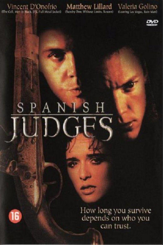 Spanish Judges movie poster