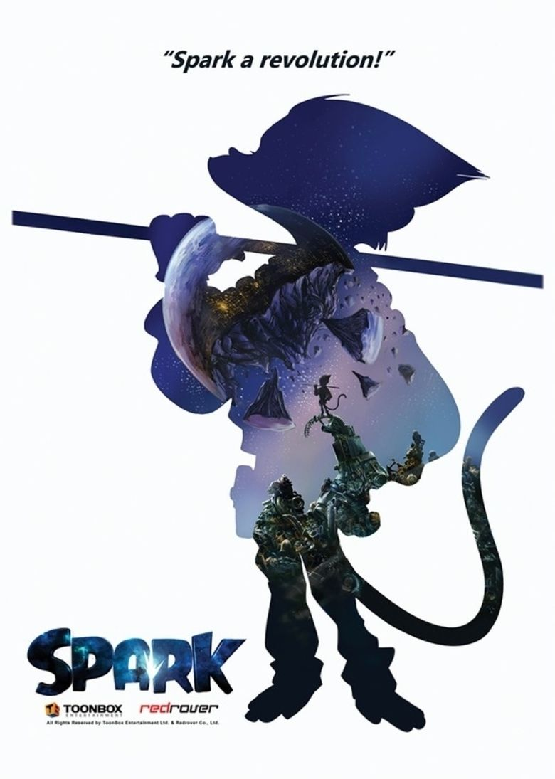 Spark (2016 film) movie poster