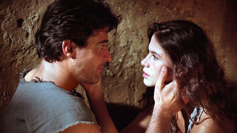 Spartacus (miniseries) movie scenes