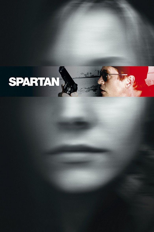 Spartan (film) movie poster