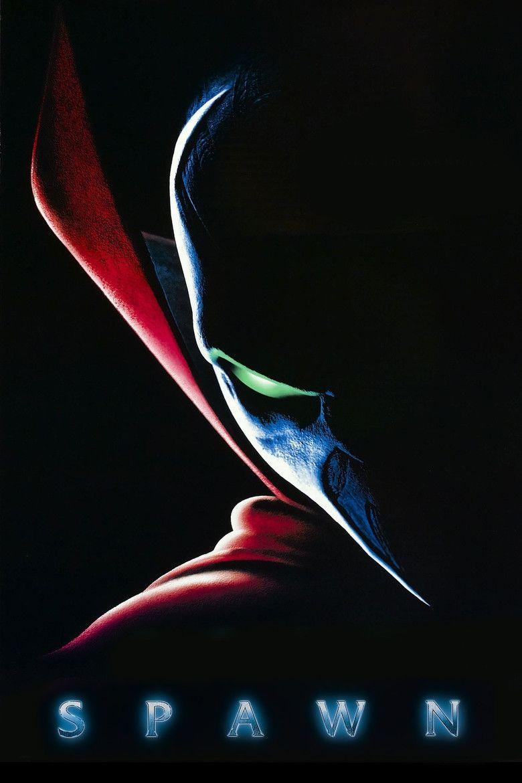 Spawn (film) movie poster