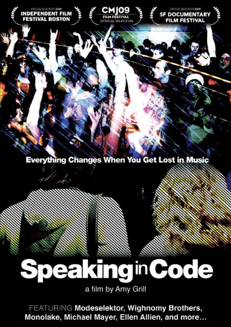 Speaking in Code movie poster