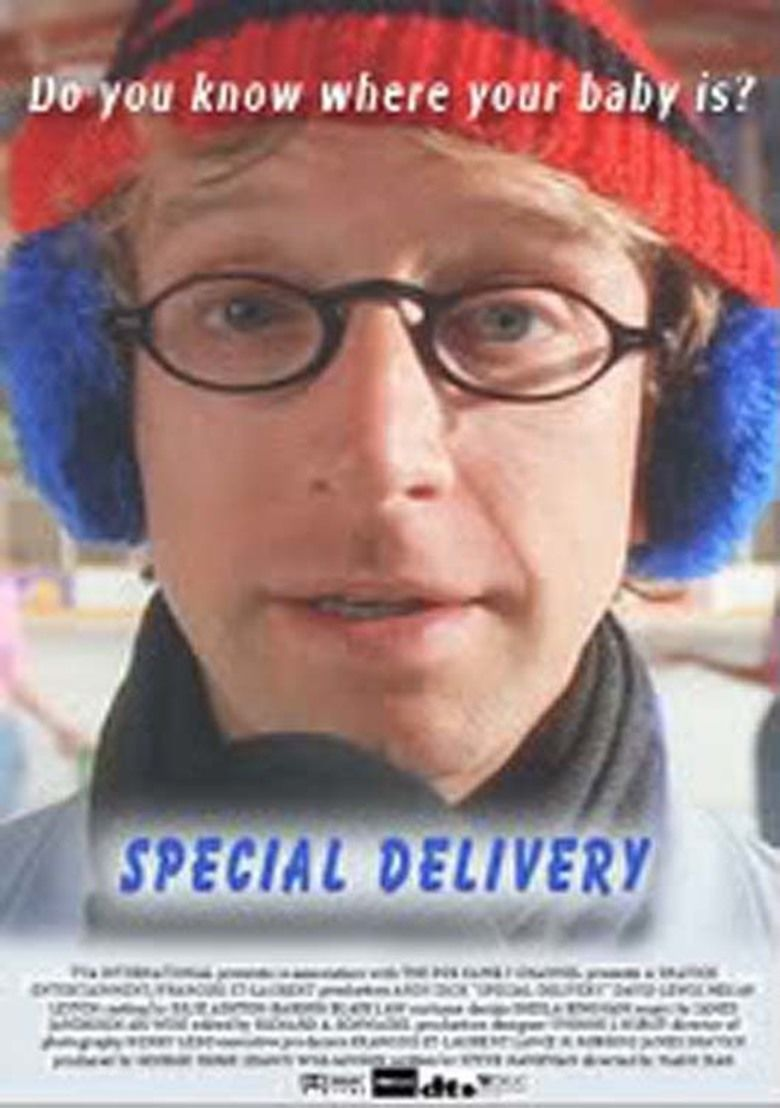 Special Delivery (2000 film) movie poster