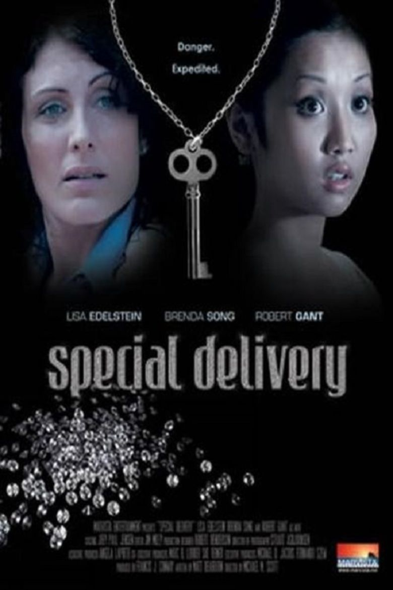 Special Delivery (2008 film) movie poster