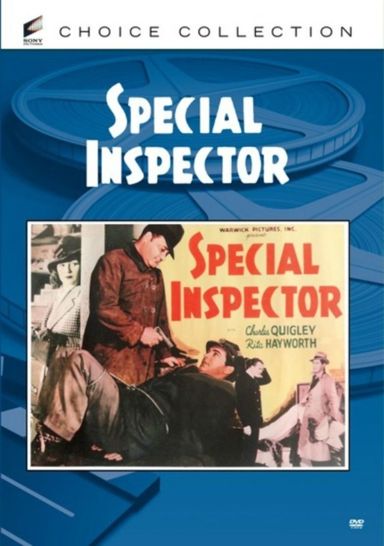 Special Inspector movie poster