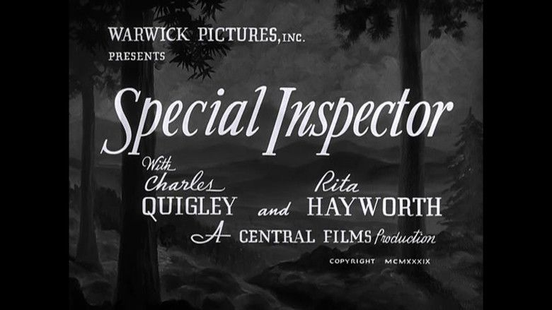 Special Inspector movie scenes