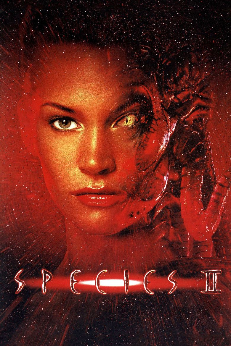 Species II movie poster