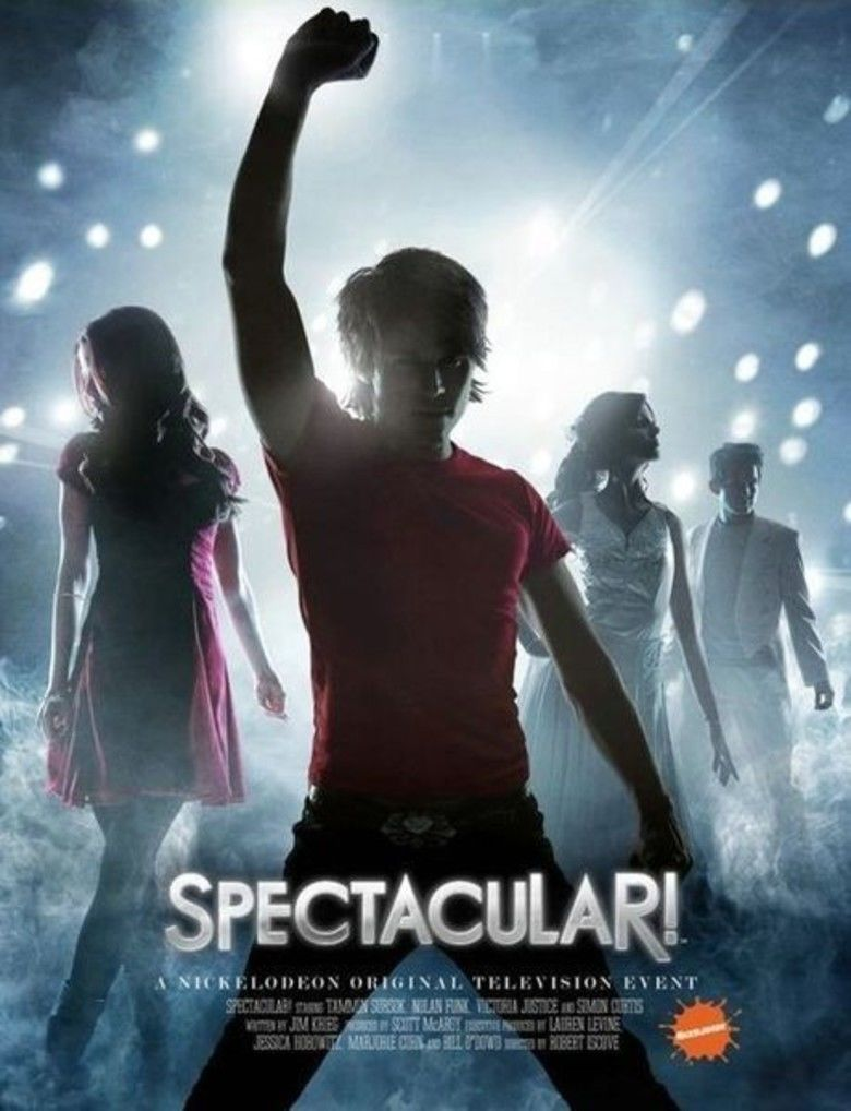 Spectacular! movie poster