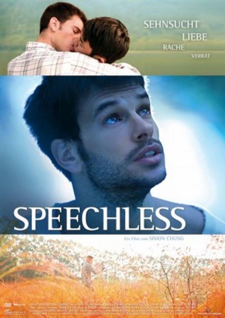 Speechless (2012 film) movie poster