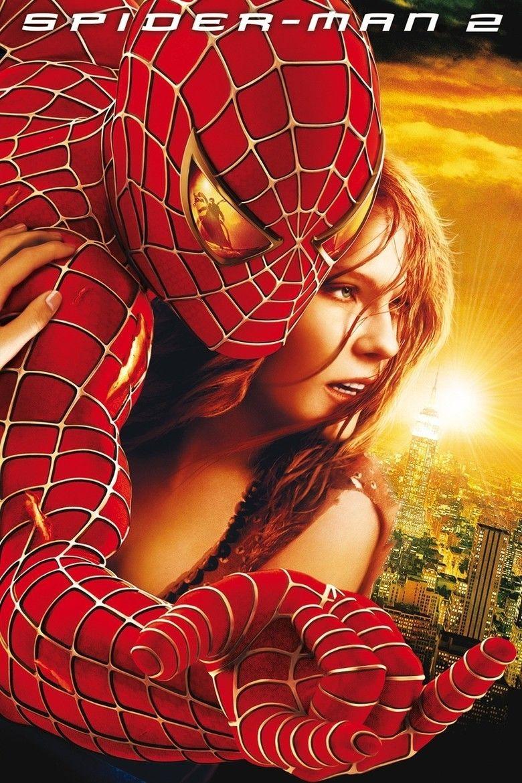 Spider Man 2 movie poster