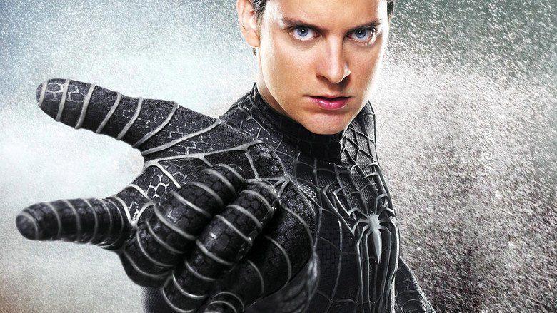 Spider Man 3 movie scenes