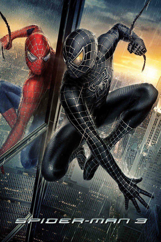 Spider Man 3 movie poster