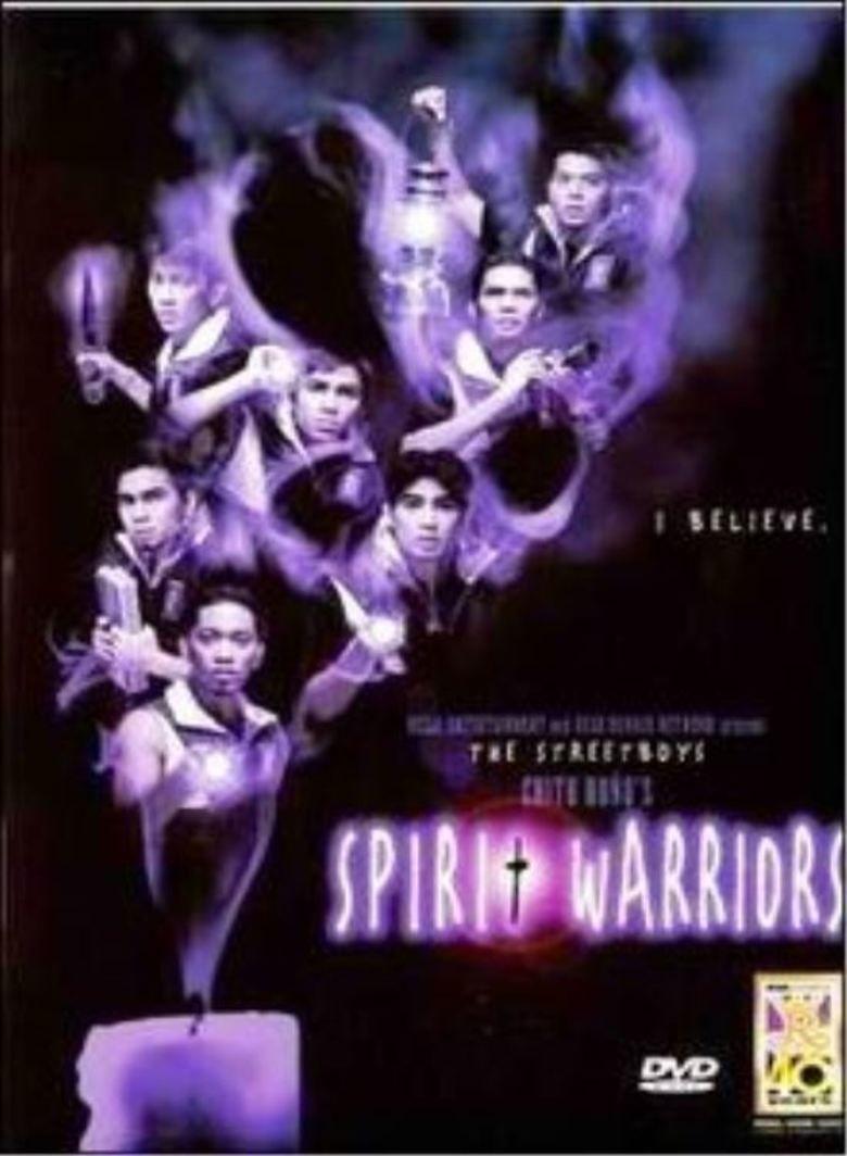 Spirit Warriors (film) movie poster