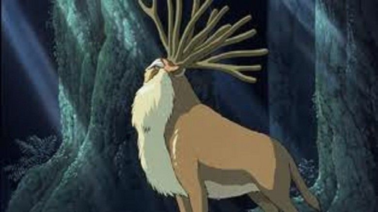 Spirit of the Forest (film) movie scenes
