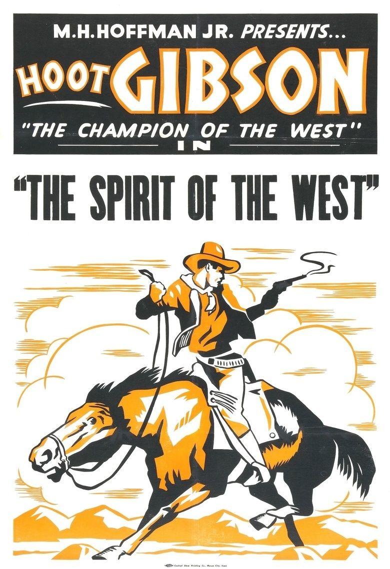 Spirit of the West (film) movie poster