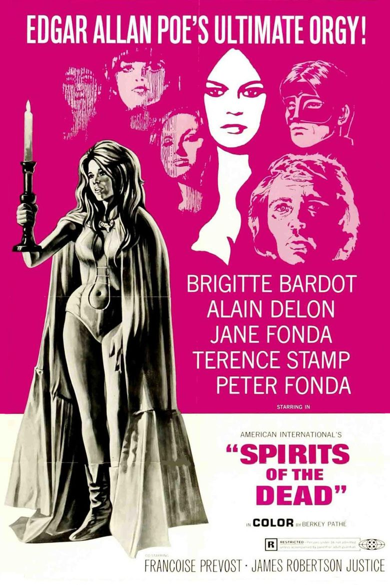 Spirits of the Dead movie poster