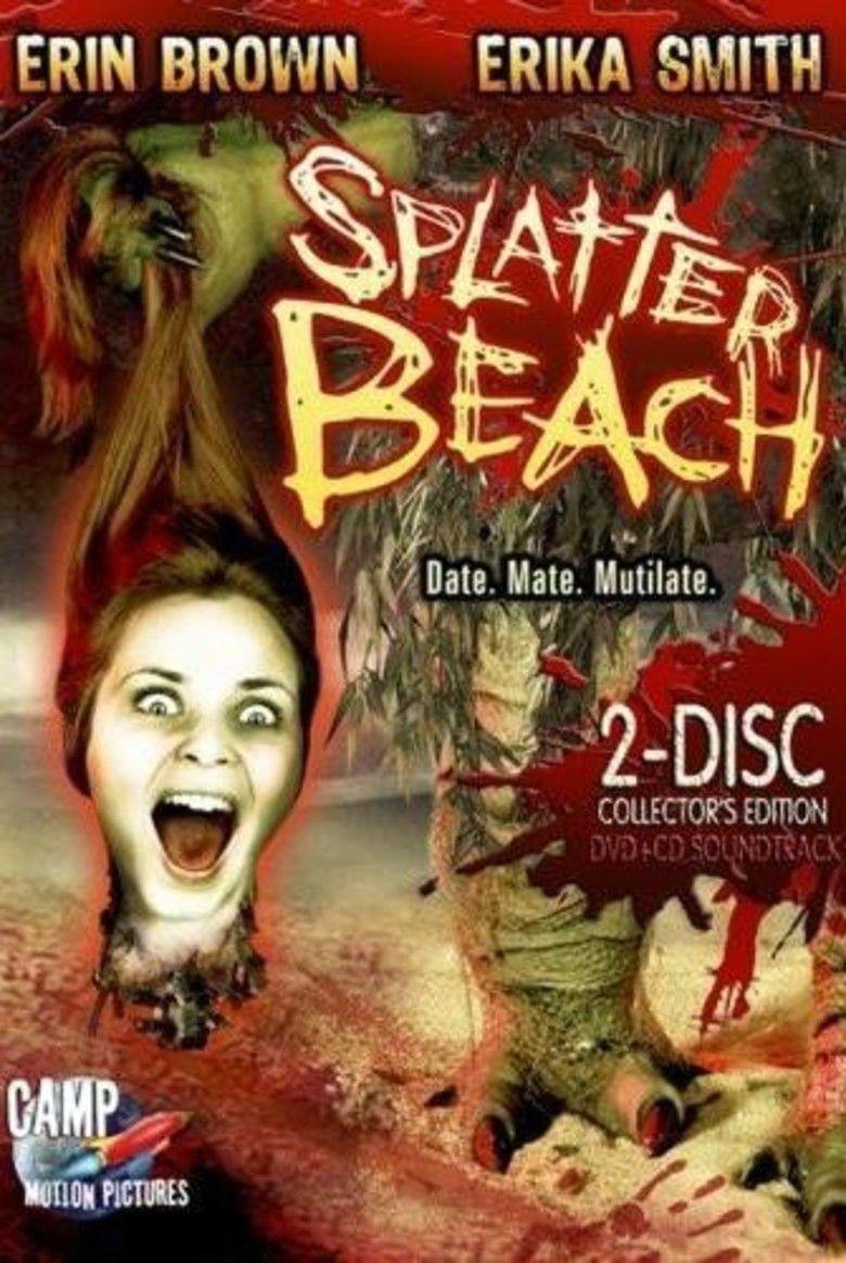 Splatter Beach movie poster