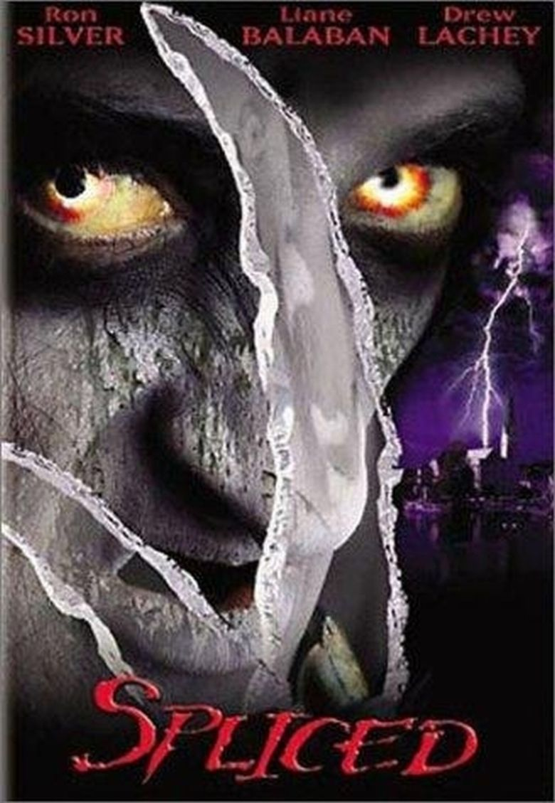 Spliced (film) movie poster