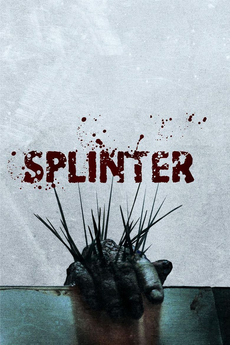 Splinter (2008 film) movie poster