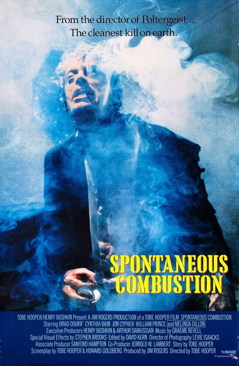 Spontaneous Combustion (film) movie poster