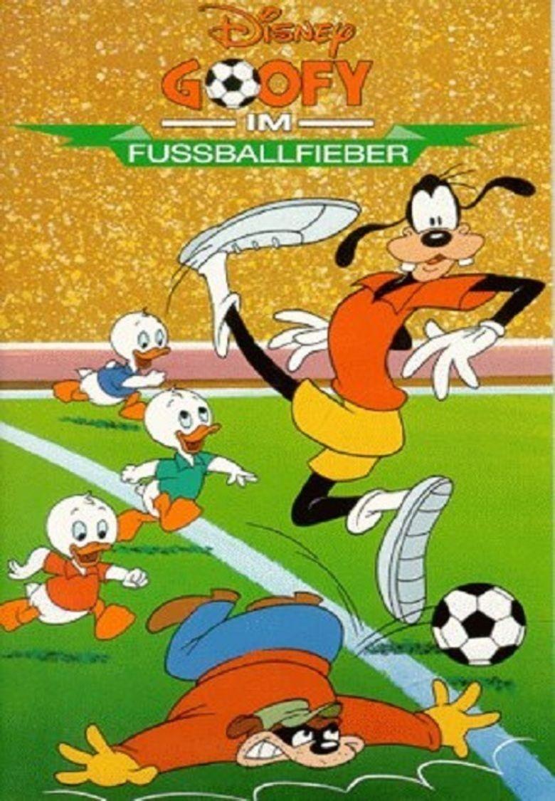 Sport Goofy in Soccermania movie poster