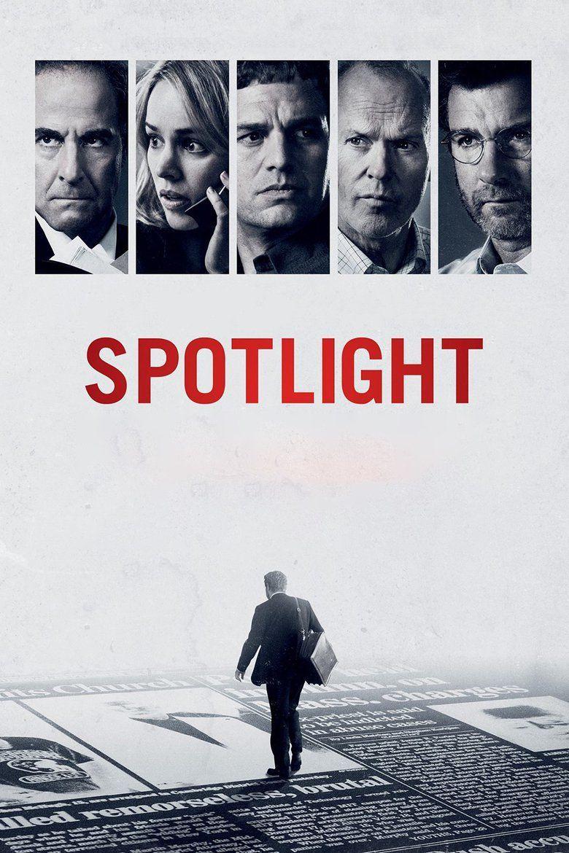 Spotlight (film) movie poster
