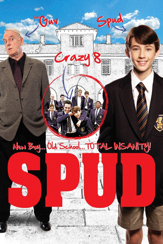Spud (film) movie poster