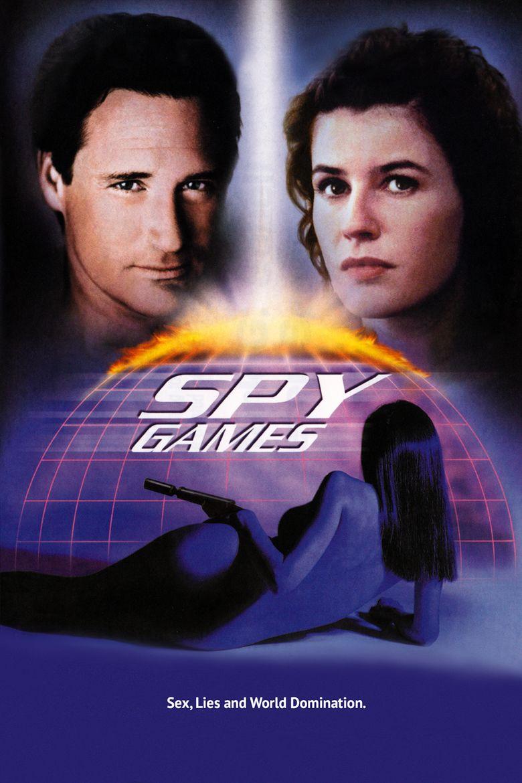 Spy Games movie poster