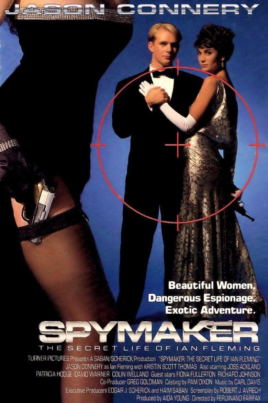 Spymaker: The Secret Life of Ian Fleming movie poster