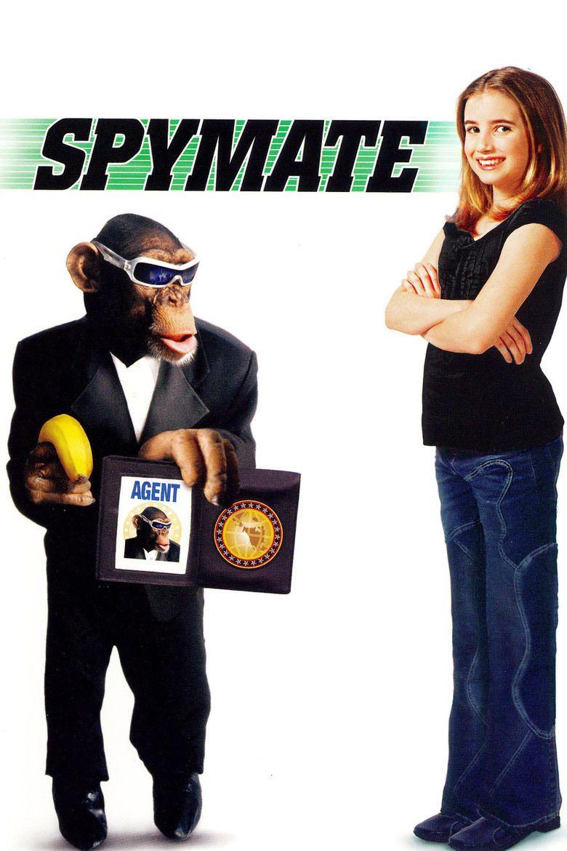 Spymate movie poster