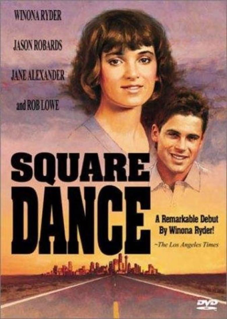 Square Dance (film) movie poster