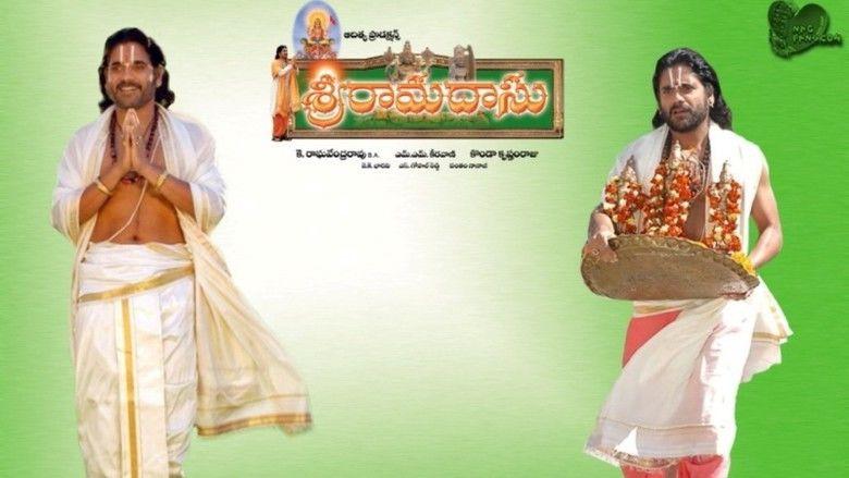 Sri Ramadasu movie scenes