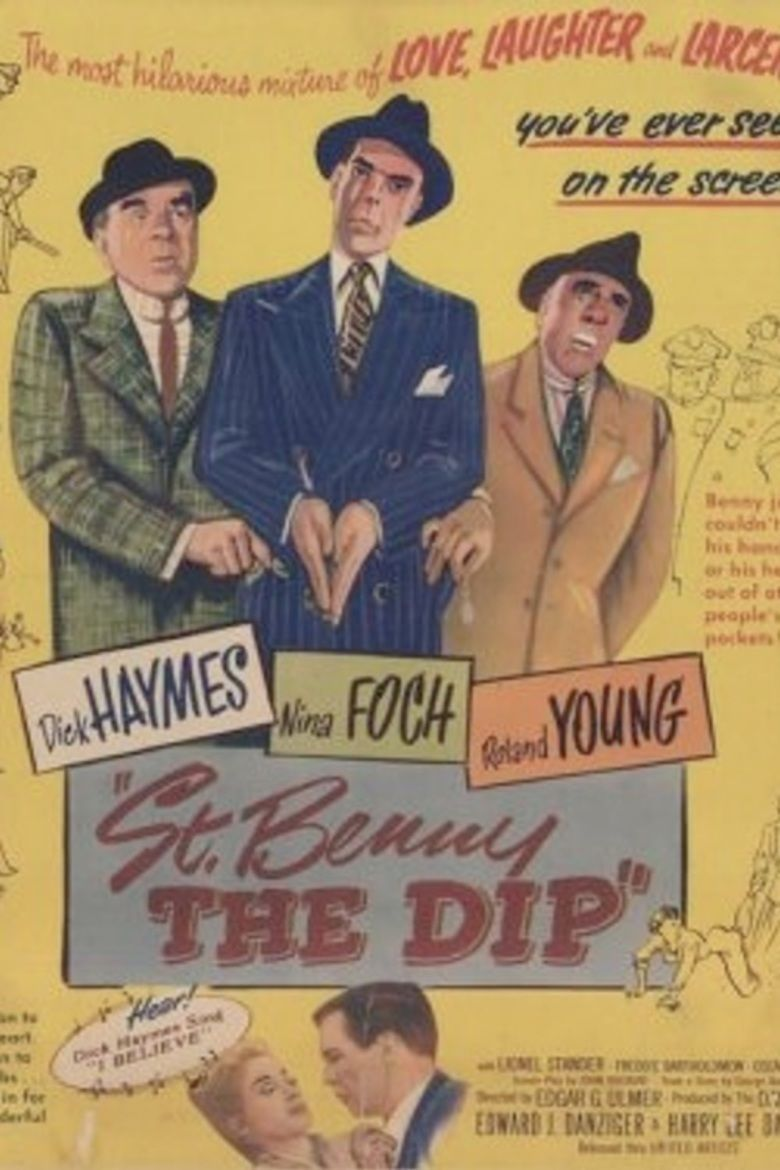 St Benny the Dip movie poster