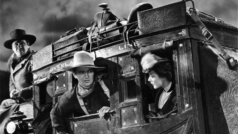 Stagecoach (1939 film) movie scenes