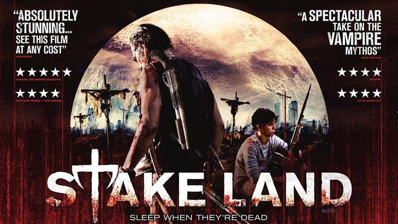 Stake Land movie scenes