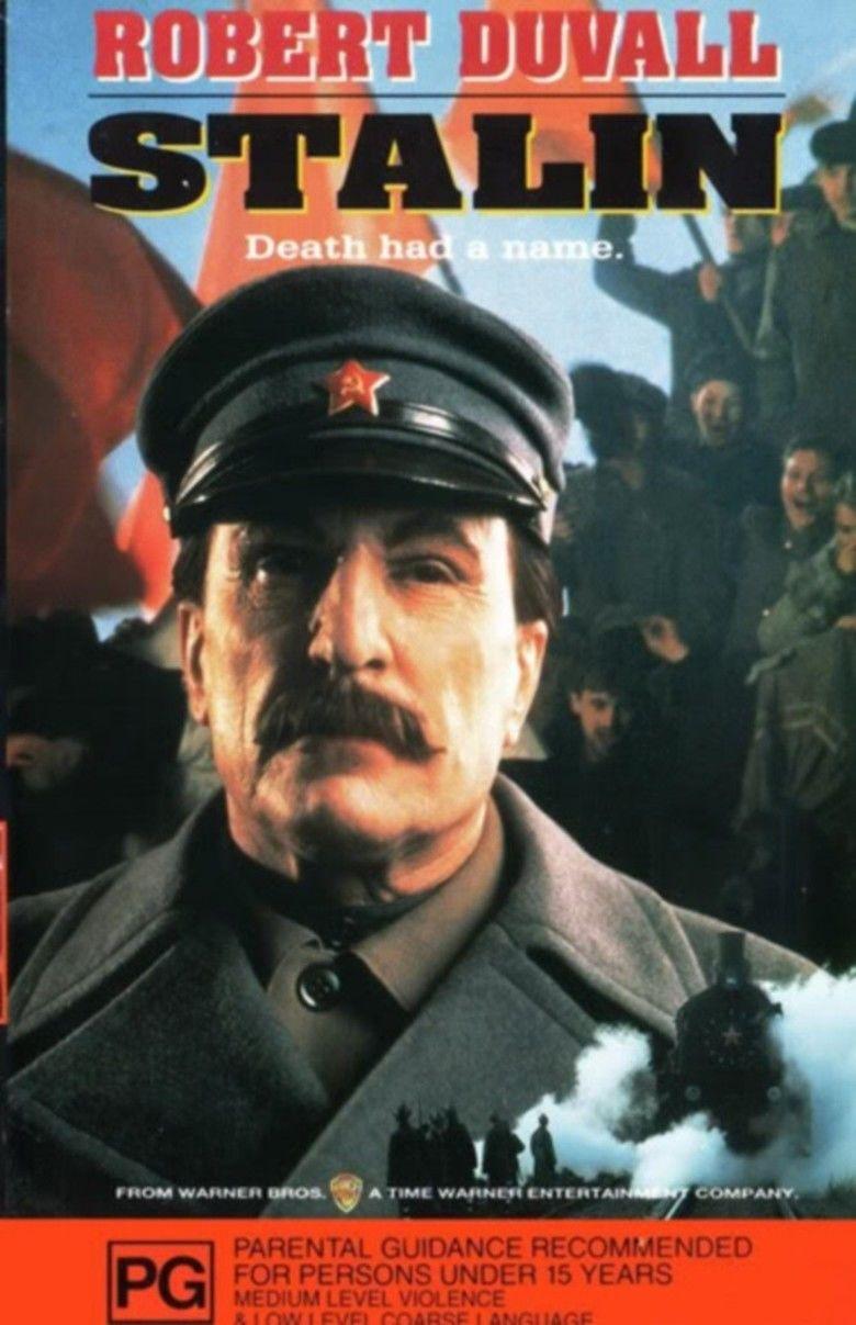 Stalin (1992 film) movie poster
