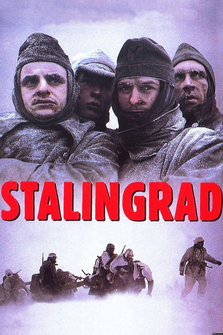 Stalingrad (1993 film) movie poster