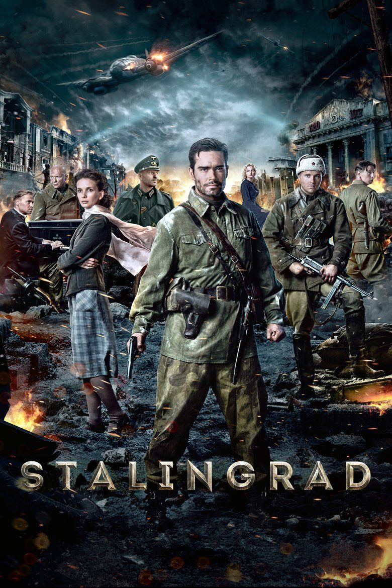 Stalingrad (2013 film) movie poster