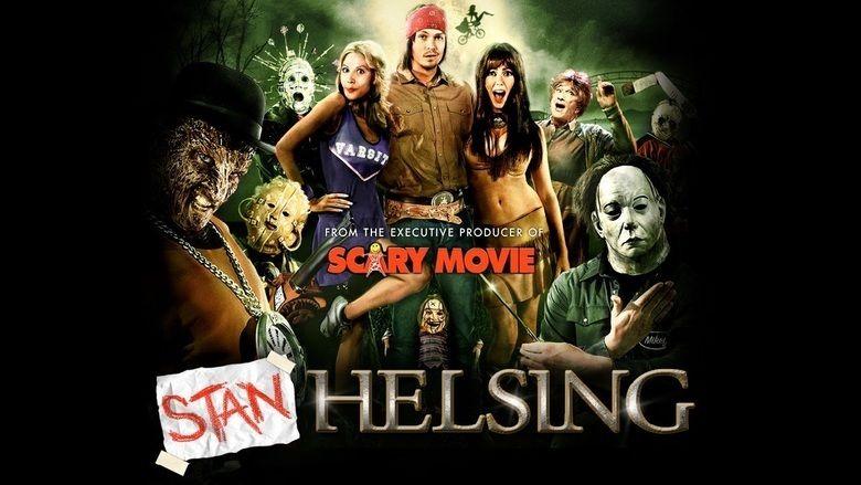 Stan Helsing movie scenes