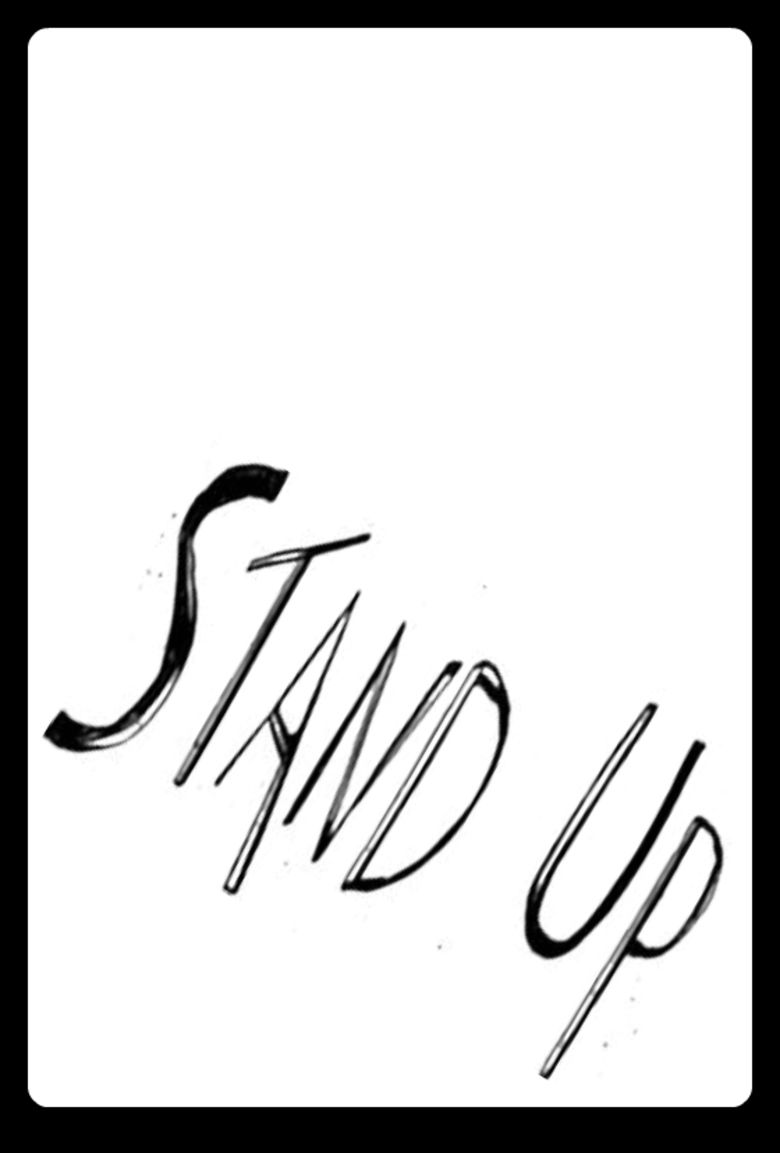 Stand Up (film) movie poster