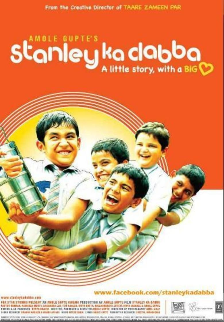 Stanley Ka Dabba movie poster